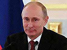 Рейтинг президента России достиг максимума в 82,3%