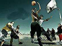 В Тимашевске пройдут соревновая по уличному баскетболу-стритболу