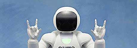 В Японии  роботы произвели фурор (видео)