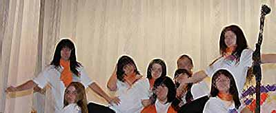 В Тимашевске прошла территориальная игра КВН  среди учащихся ПУ