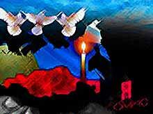 В Тимашевске завершился месячник оборонно-массовой и военно-патриотической работы.