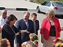 В Тимашевске  прошла встреча руководителей  социальной сферы района с вице-губернатором Кубани Галиной Золиной