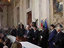 В Риме новое итальянское правительство принесло присягу (видео)