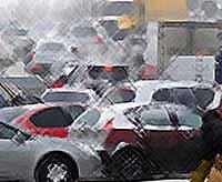 Краснодарский край занял 20-е место в России по количеству авто на душу населения