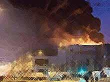 Пожар в кемеровском торговом центре стал одним из крупнейших за последние сто лет