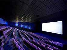 В Краснодаре открылся кинотеатр с экраном размером в восьмиэтажный дом!