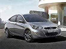 В России на  Hyundai Solaris образовались очереди больше года