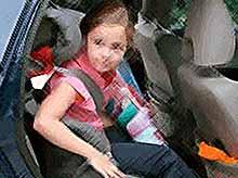 В России изменились  правила  в перевозке детей