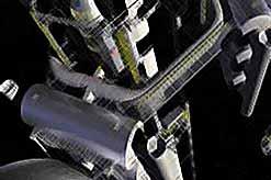 К 2050 году - первый космический лифт
