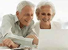 Среди российских пользователей интернета пенсионеров больше, чем подростков