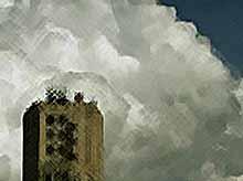 Новый радар способен обнаружить дождевые капли