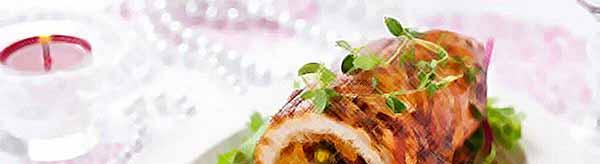 Новогодние рецепты: несколько мясных рулетов