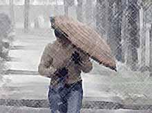 На Кубани объявили штормовое предупреждение из-за до дождя и снега
