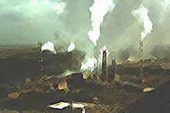 Самые грязные (из промышленных) города России