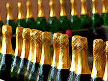 Перед Новым годом российские виноделы не будут повышать цены на игристые вина