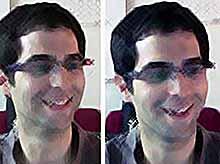 Человеческие улыбки и компьютеры-эксперты (видео)