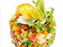 Новогодние рецепты:Салат Оливье - несколько  оригинальных рецептов