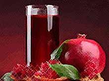 Гранатовый сок сможет победить стресс