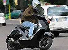 Какие новые правила дорожного движения будут действовать в отношении владельцев скутеров ?