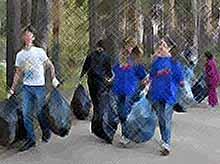 В Тимашевском районе стартует двухмесячник чистоты