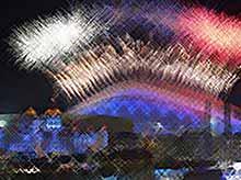 Олимпиада в Сочи объявлена открытой  (фото)