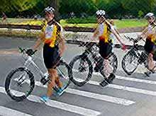 ГИБДД Тимашевского района напоминает правила дорожного движения для велосипедистов