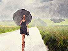 На Кубани в выходные  прогнозируют дожди, грозы и град