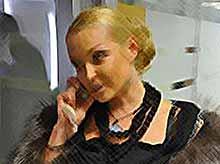 """Волочкова рассказала об эскорт-услугах, \""""мафии\"""" и криминале в Большом театре"""