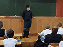 В школах Тимашевска проходят уроки по правовому информированию детей.