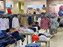 В России ожидается рост цен на одежду и обувь до 20%