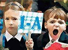 В России изменят порядок приема в первый класс
