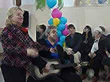 В Тимашевске отметили Всемирный День инвалидов