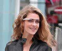 Google представил очки будущего (ВИДЕО)