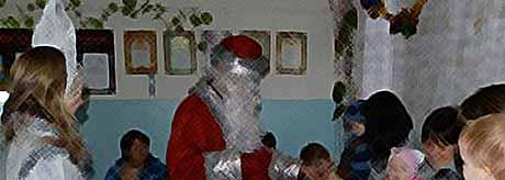 Новый год пришел в больницу Тимашевска