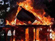 Герой из Тимашевского района спас мужчину из пожара