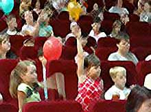 Дети + кино = праздник!
