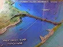 На строительство моста в Крым собираются выделить 200 млрд рублей