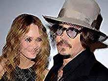 Джонни Депп решил вернуться к своей бывшей жене