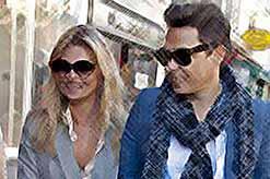Британская супермодель Кейт Мосс вышла замуж за рокера
