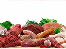 В России ускорился рост цен на мясо и рыбу