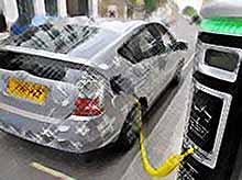 В России  появятся заправки для электромобилей