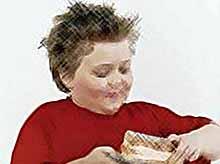 В России растет уровень ожирения среди детей