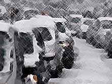 Губернатор Кондратьев удивлен отсутствием снегоуборочной техники на улицах Краснодара