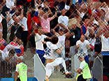Россия вышла в четвертьфинал ЧМ-2018, обыграв Испанию