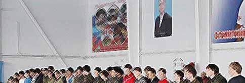 В Тимашевске прошли военно-спортивные соревнования  «К защите Родины готов!»