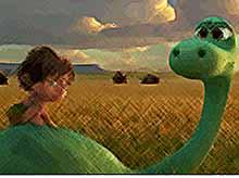 Как динозавр приручил человека