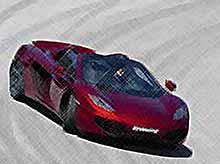 Коллекция суперкаров от McLaren