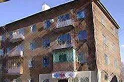Покрытие обнаруживает мельчайшие повреждения в строениях