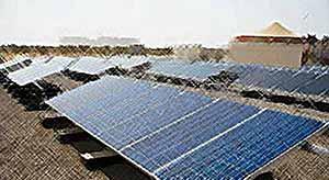 На Кубани построят завод  по  производству солнечных батарей