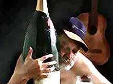 Даже минимальное количество спиртного опасно для мозга